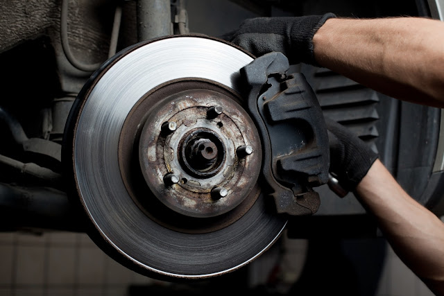 How to Check Your Brakes During Brake Safety Awareness Month