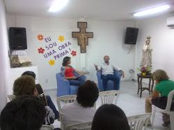 Palestra: Influências Emocionais no Câncer de mama - Centro Pe. Pio - Recfe 27.10.2012