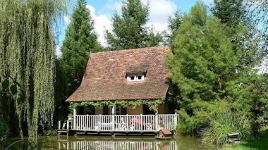 Le Jardin des Songes en Alsacia, una casa de campo para soñar