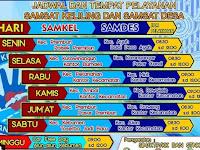 Jadwal Samsat Keliling Kebumen Hari ini | 2018