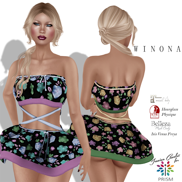 PRISM ~ at The Naught List 3 Event Exclusive New Release WINONA