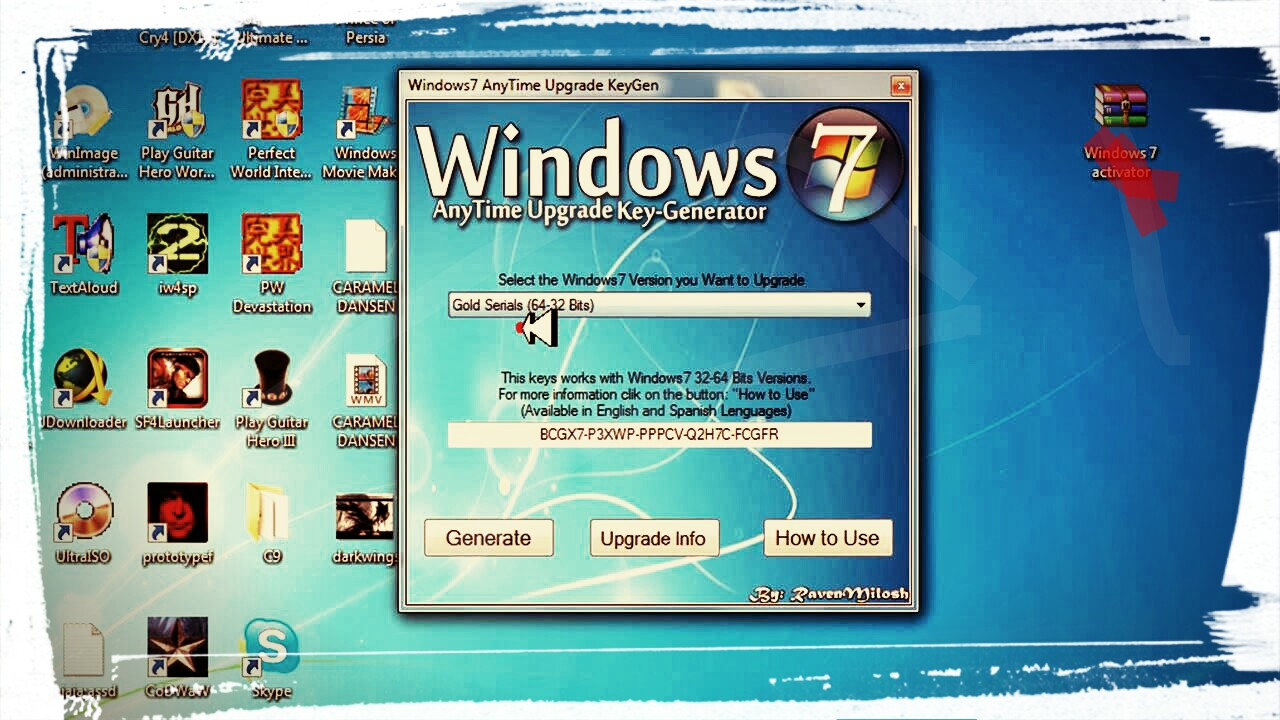 Windows seven loader remove wat 2.2.5