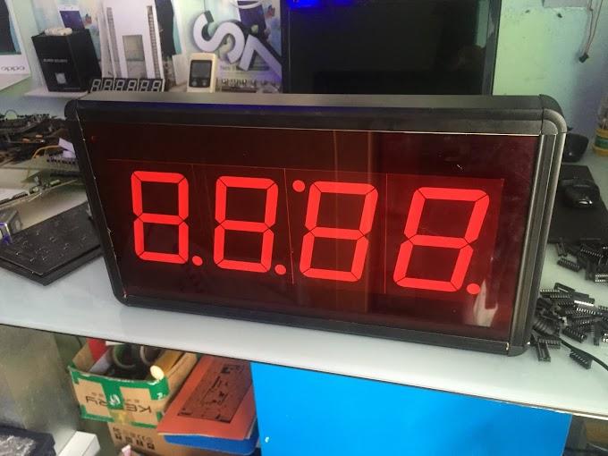 Đồng hồ điện tử 4 số - KH CTY CP Cơ Điện Tử PAM