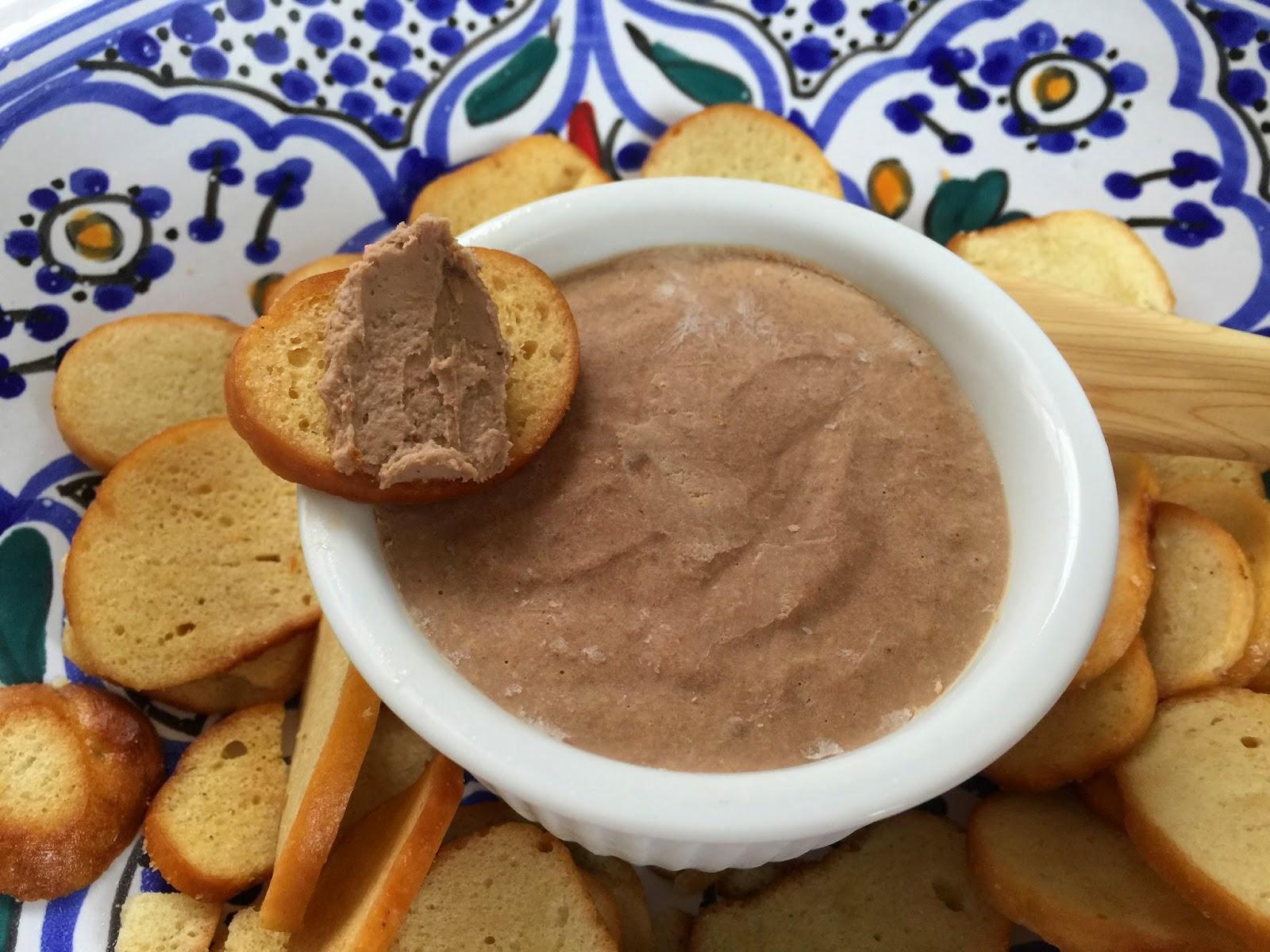 Recipe Liverwurst Liver Pate