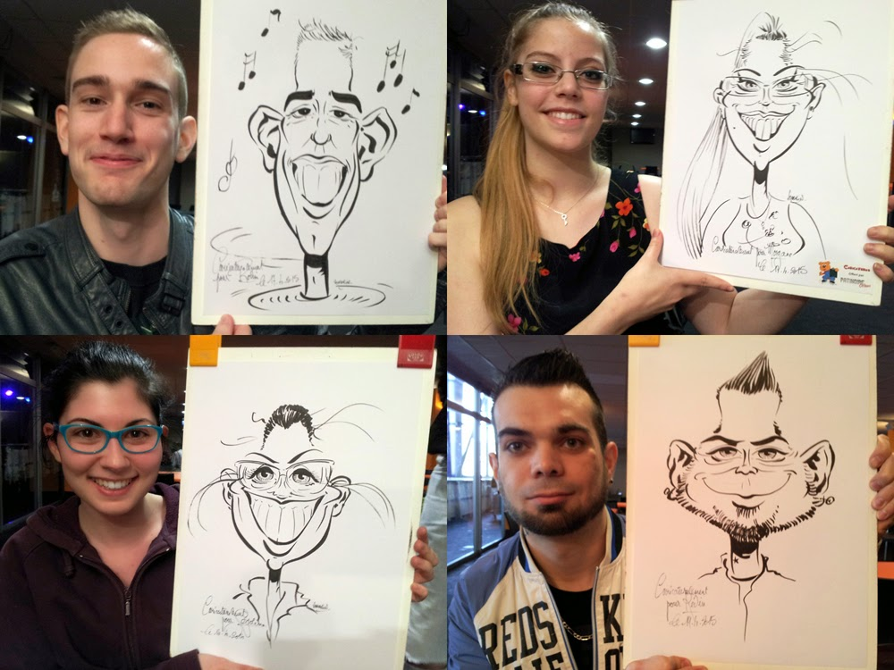 Photos animation caricature