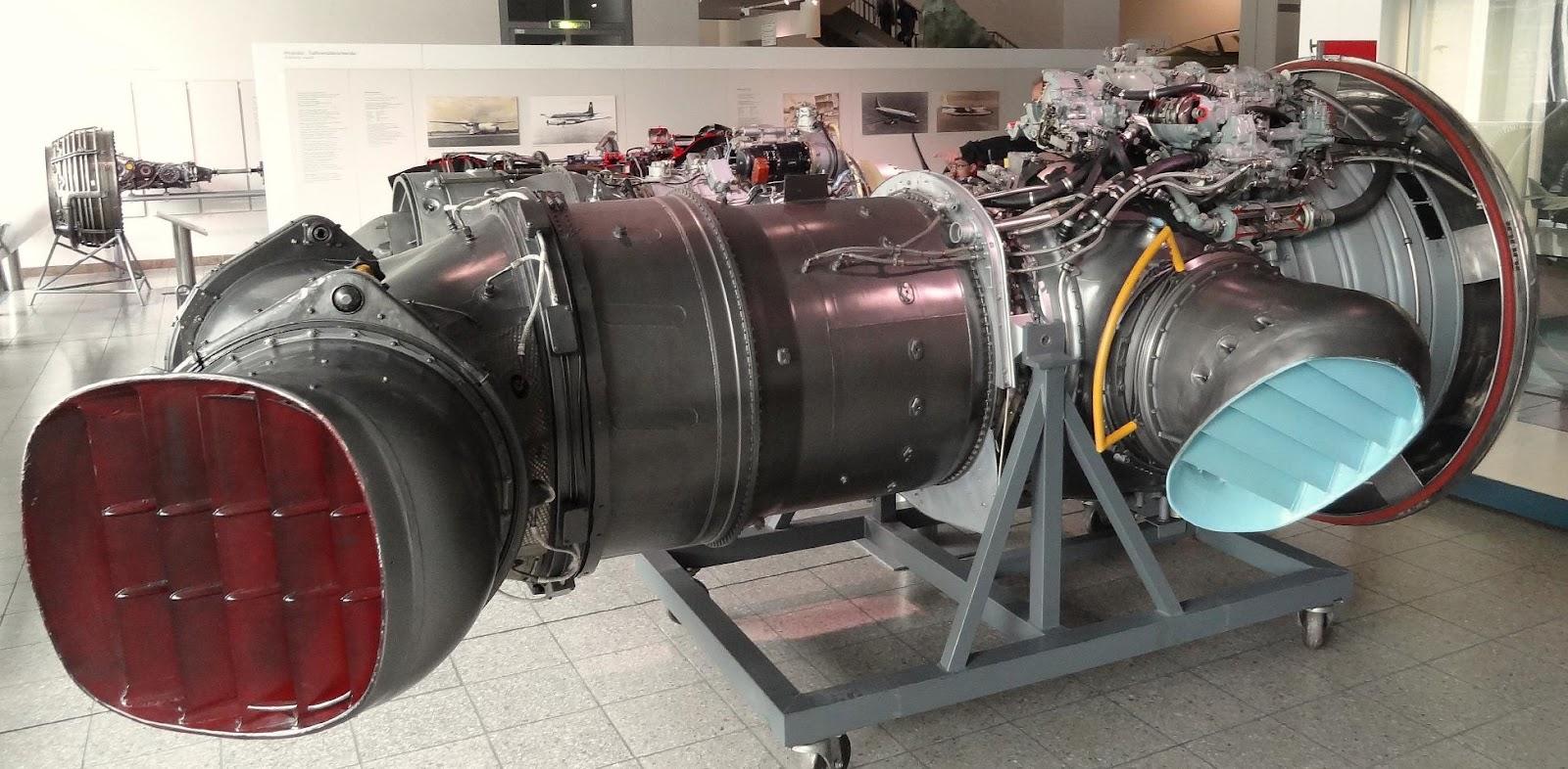 Harrier Jet Engine