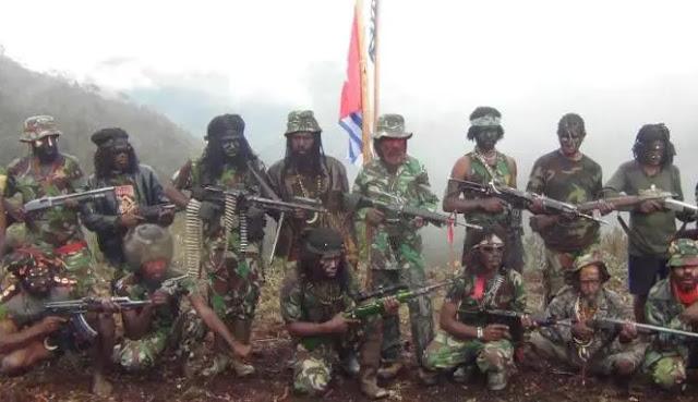 Panglima Organisasi Papua Merdeka (OPM): Kalau TNI Nyatakan Perang, Kami Siap Tempur