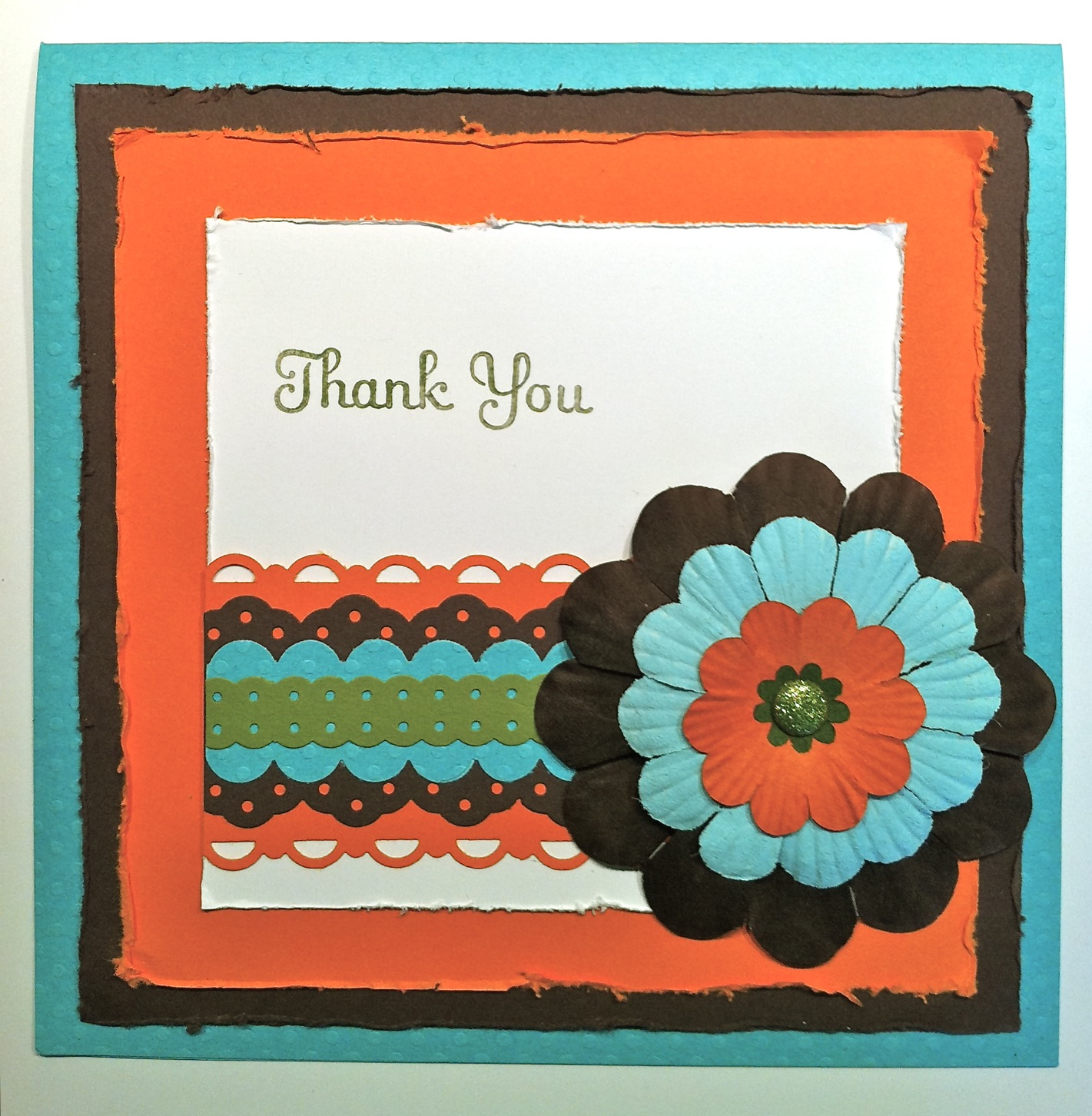 Donna's Crafty Place: Happy Holidays & Some Accepted Cards