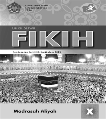 Buku Fiqih Madrasah Aliyah Kurikulum 2013 Kelas X, XI, XII