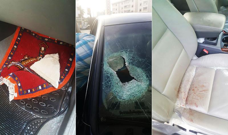 Peine de mort pour deux individus ayant causé la mort d'une famille en jetant des pierres sur l'autoroute.