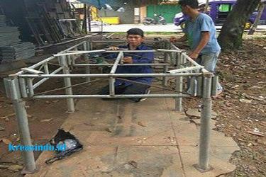 Jasa Panggung Besi di Bandung dan Sekitarnya