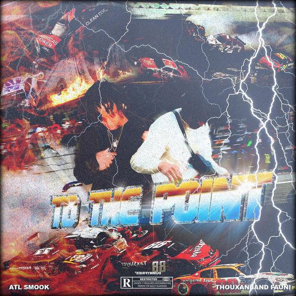 Badmon56k - To the Point (feat. Thouxanbanfauni & Atl Smook) - Single Cover