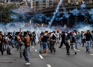 movimiento de insurrección en venezuela