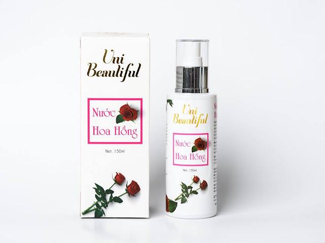 nước hoa hồng mềm da
