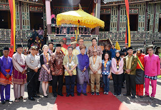 18 Dubes Negara Asean Kunjungi Tanah Datar