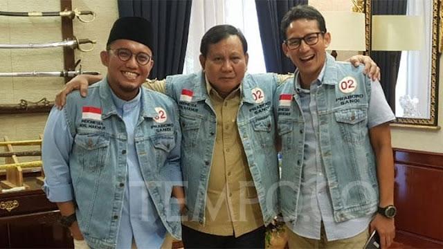 Terungkap Cerita di Balik Rayuan Rompi ala Anak Vespa Prabowo