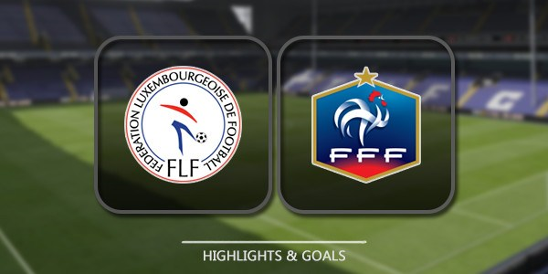 On REPLAYMATCHES you can watch Luxembourg vs France Full Match & Highlights 25/3/2017, free Luxembourg vs France Full Match & Highlights 25/3/2017 full match,replay Luxembourg vs France Full Match & Highlights 25/3/2017 video online, replay Luxembourg vs France Full Match & Highlights 25/3/2017 stream, online Luxembourg vs France Full Match & Highlights 25/3/2017 stream, Luxembourg vs France Full Match & Highlights 25/3/2017 full match,Luxembourg vs France Full Match & Highlights 25/3/2017 Highlights.