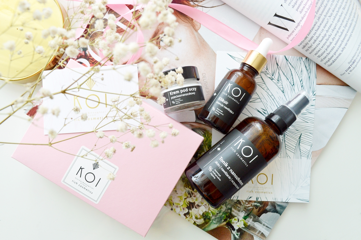 kosmetyki naturalne koi blog