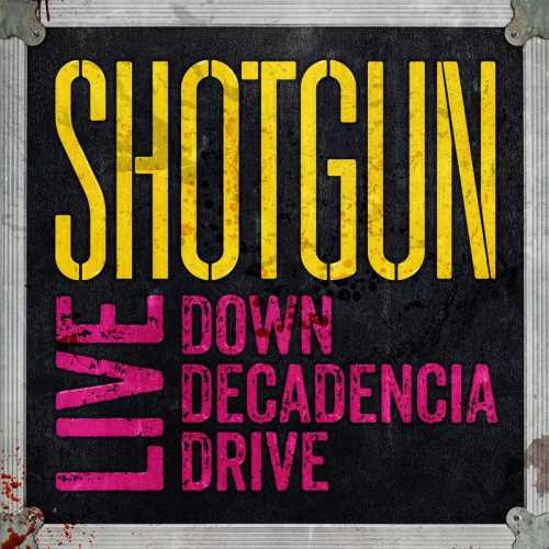SHOTGUN: Νέο live album τον Μάιο