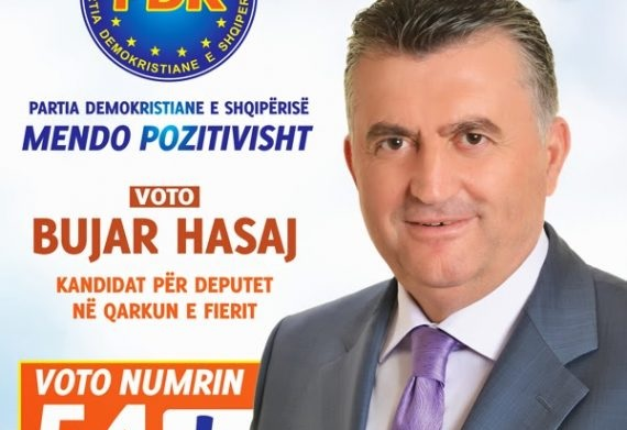Former-Fier Prefect Bujar Hasaj arrested after deceiving a Canadian citizen