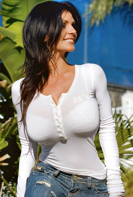 denise milani busty - photo #16