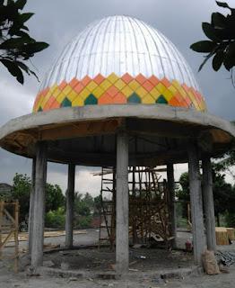KUBAH MASJID kontraktor kubah masjid kubah moderen, gambar kubah, contoh kubah, gambar masjid, desain kubah masjid, kubah murah, harga kubah