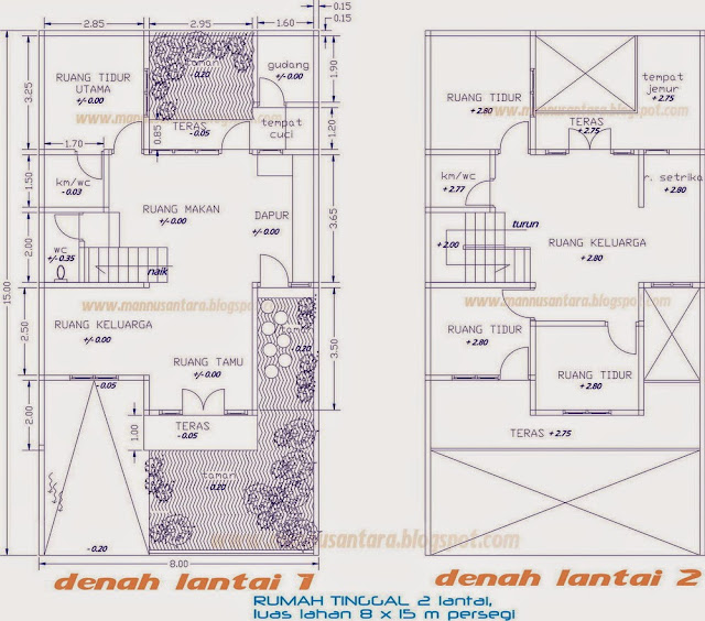 Desain Rumah Minimalis 10 X 13 Gambar Foto Desain Rumah