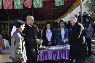 بني ملال : يوم للإعلام و التوجيه المدرسي و المهني و الجامعي لفائدة تلاميذ المؤسسات التعليمية