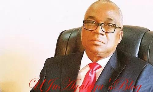 Kalu SAN to EFCC: Custodial sentence is an aberration