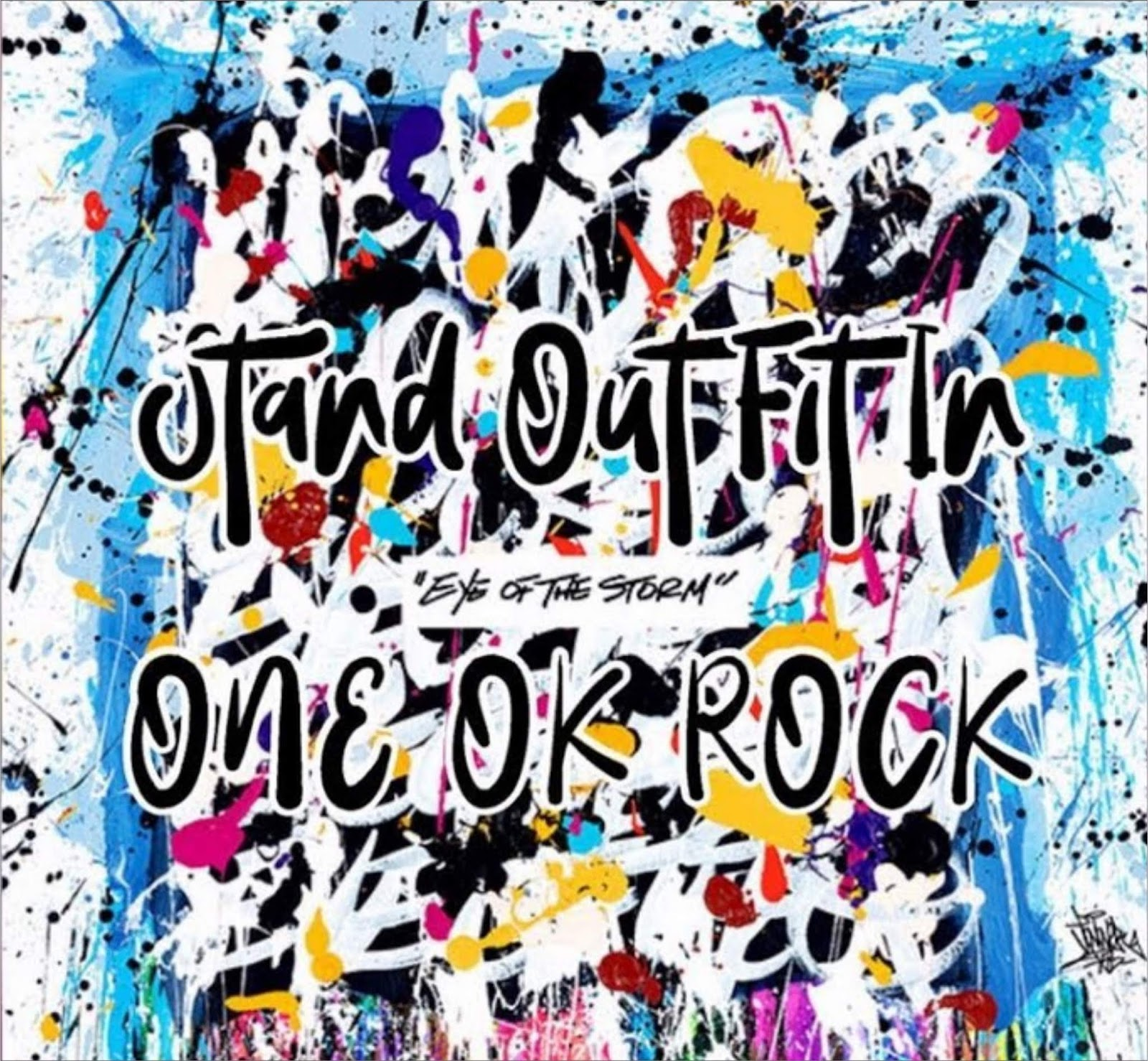 one ok rock stand out fit in lyrics chord myfourten 4g hobbies