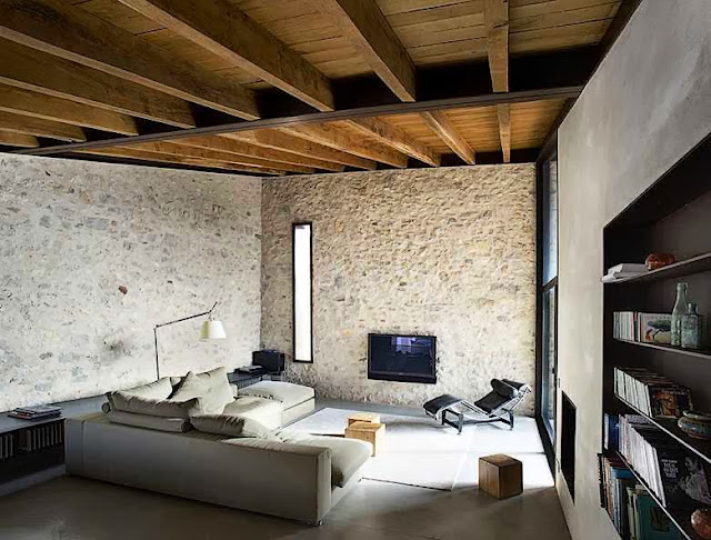 Modern Medieval Apartment Photo