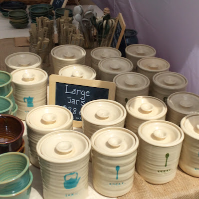 Pottery - Summerville Flowertown Festival | The Lowcountry Lady