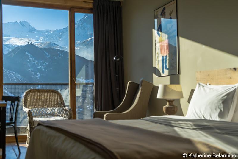 Rooms Hotel Kazbegi Room Review