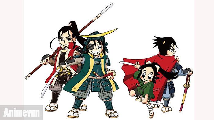 Ảnh trong phim Nobunaga no Shinobi 1