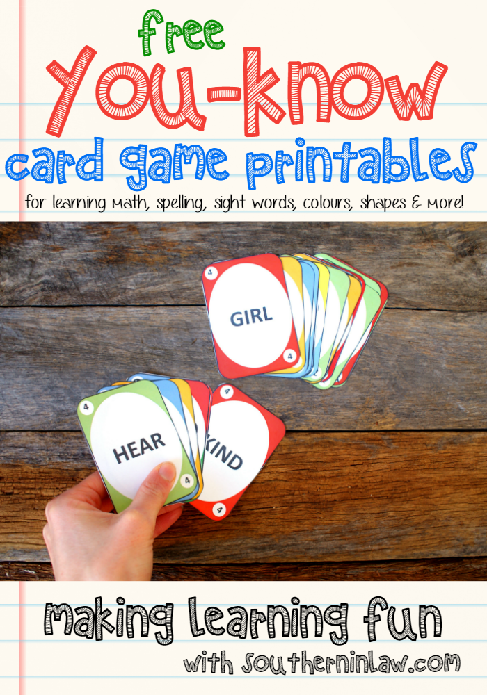 picture about Printable Uno Cards identify Southern Within Legislation: Absolutely free Printable \