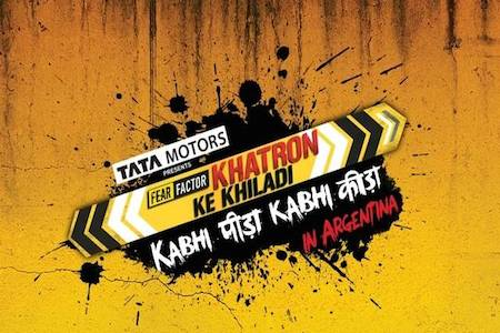 Khatron Ke Khiladi 7 Hindi 03 April 2016