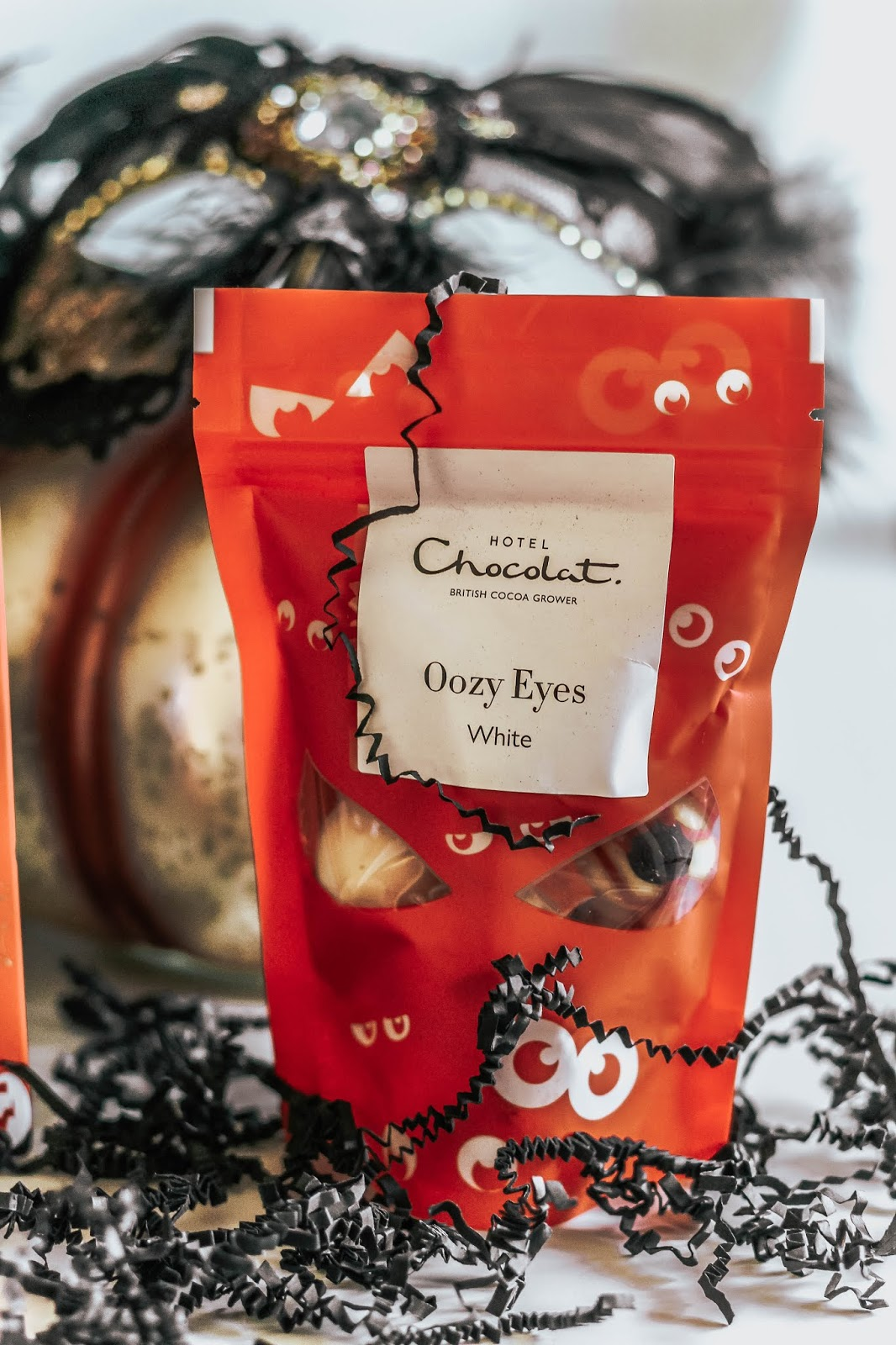 Hotel Chocolat Halloween Hamper Oozy Eyes