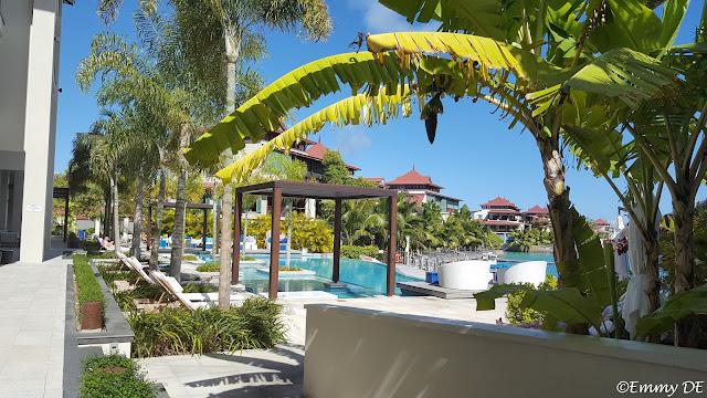 Eden Bleu Hotel at Eden Island ~ Mahé ~ Seychelles by ©Emmy DE