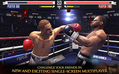 Real Boxing PC Game Free Download