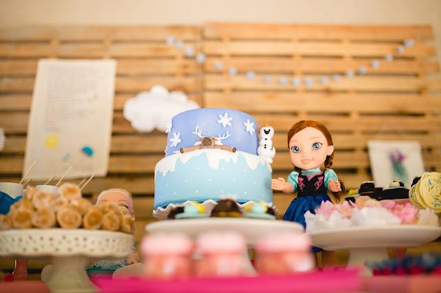 Frozen, aniversário, releitura, decoração, diy, faça você mesma, inspirações, tema frozen, que seja mágico