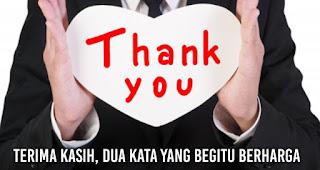 3 Kata Ajaib Penuh Makna : Maaf, Tolong, dan Terima Kasih