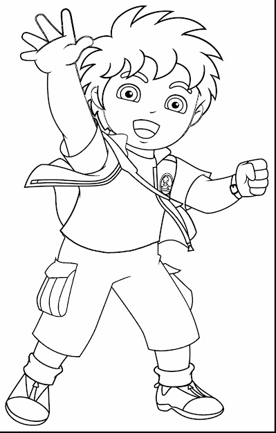Extraordinary Diego Coloring Pages With Print Coloring Pages And Print Coloring  Pages Mickey Mouse