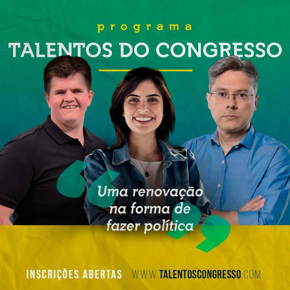 TALENTOS DO CONGRESSO