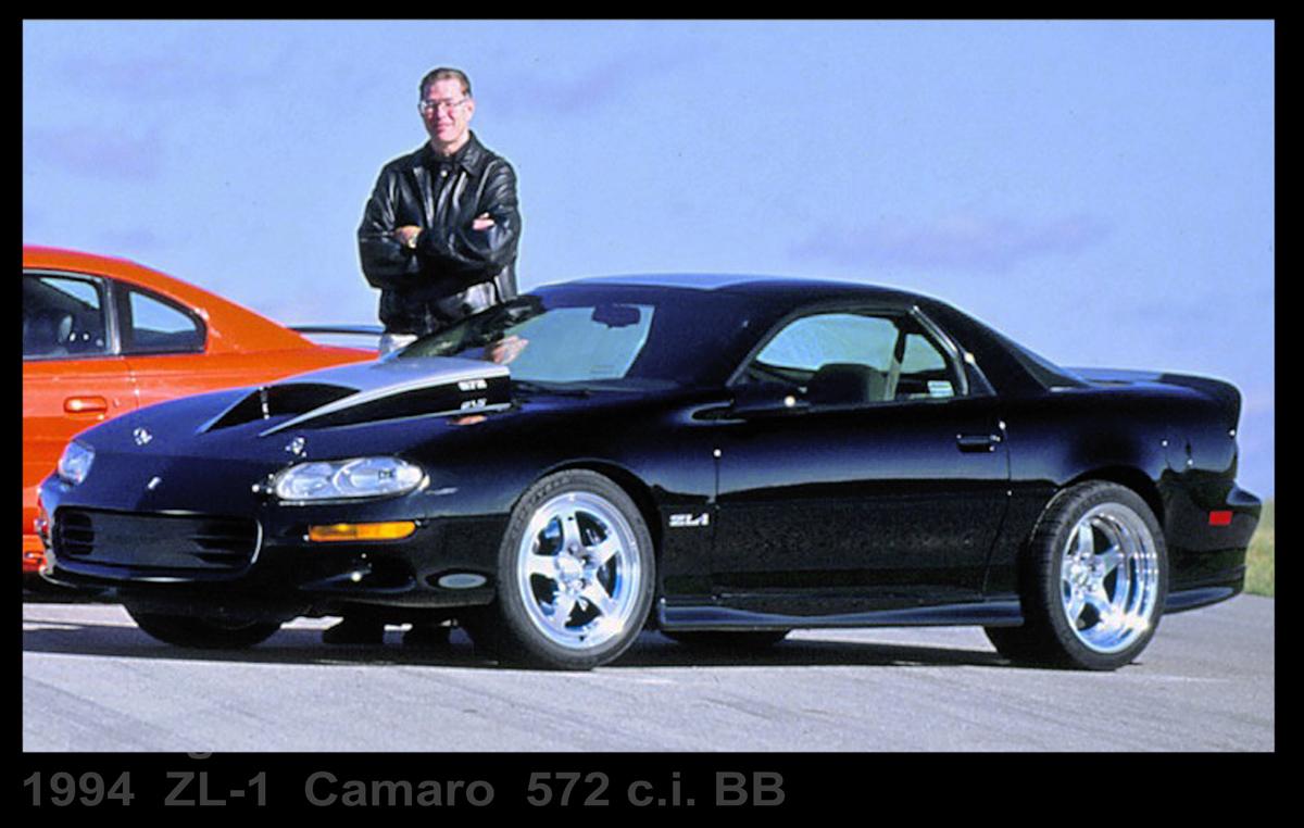 The Worlds Best 4th Gen Camaros Jon Moss 94 ZL 1 Camaro