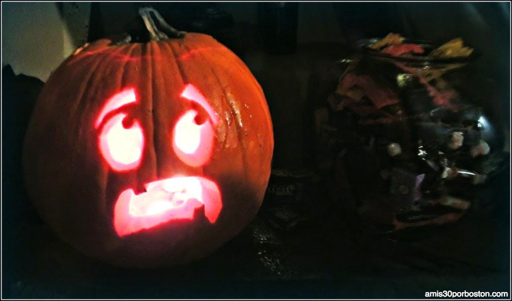 Halloween en Boston