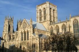 York Minster - Gereja Gothic terbesar di Inggris