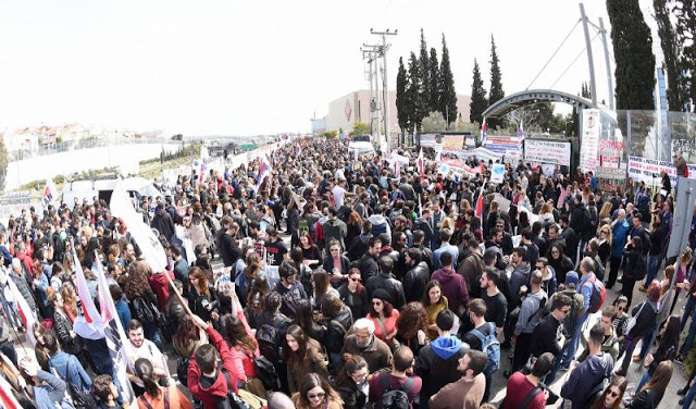 ΠΑΜΕ Εκπαιδευτικών Αργολίδας: Για την Πανεκπαιδευτική Απεργιακή κινητοποίηση στις 16 Μάρτη και τη συνέχιση της πάλης