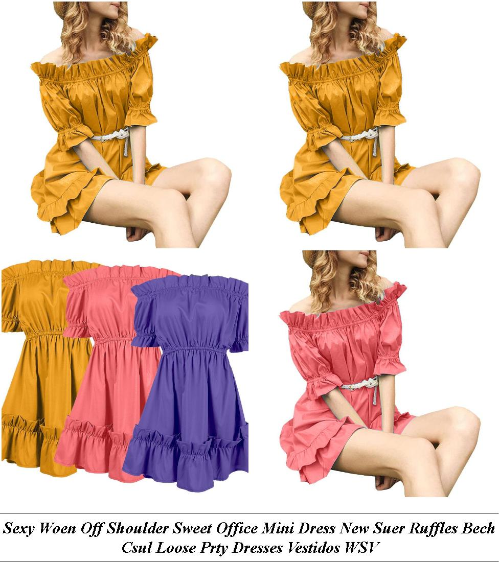 Red Carpet Dresses Uy - Returned Items For Sale On Amazon - A Line Dress Without Sleeves