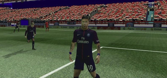 First Touch Soccer 18 Mod Apk Update Transfer v2 by Dhenz Art Android Terbaru