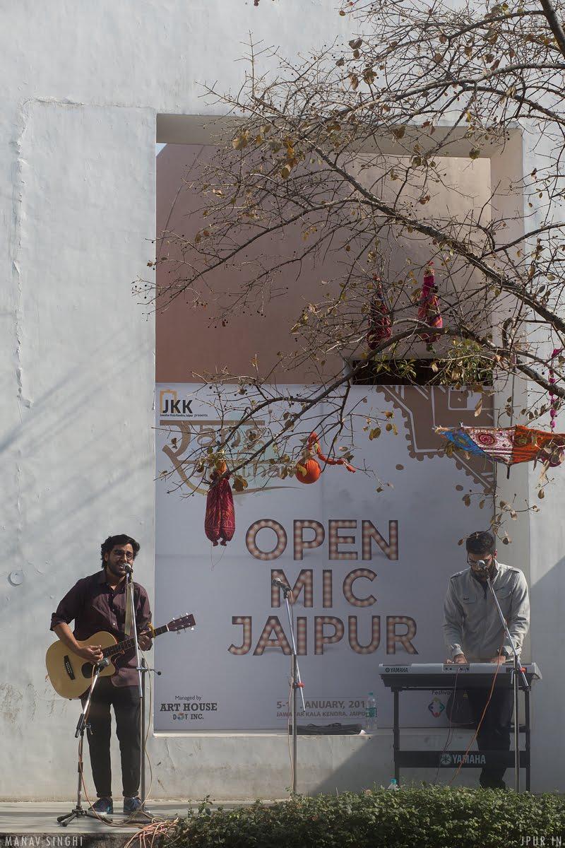 Opem Mic Jaipur
